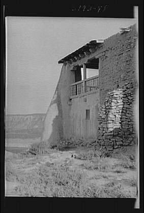 Photo: Acoma,New Mexico area views,pueblos,Indians,Southwest,buildings,A Genthe,1899