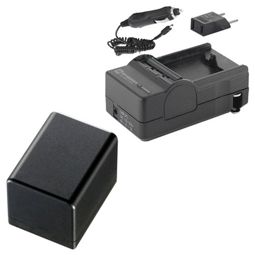 Canon VIXIA HF R300 Camcorder Battery Lithium Ion  With Char