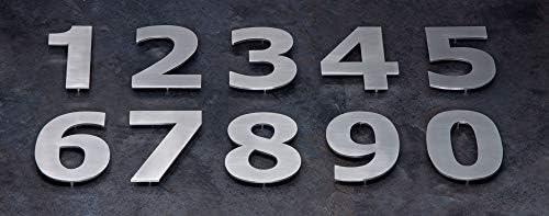 EVI Herrajes 641/120-1 Numero 1,Uno,Acero Inoxidable 316, 3Mm Grosor, Efe, 120mm