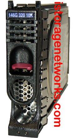 (HP A9778A HP 146GB 10K DISK SCSI-U320-LVD 80P)