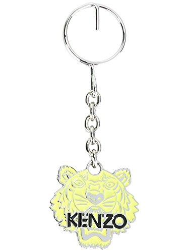 kenzo-mens-f665ac300o2112-yellow-metal-key-chain