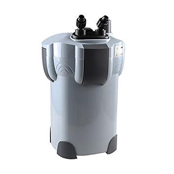 SPEED Acuario Peces Tanque Filtro Externo m. 9W Lámpara UV 1400L/H Clearwater Filtro 213413: Amazon.es: Jardín