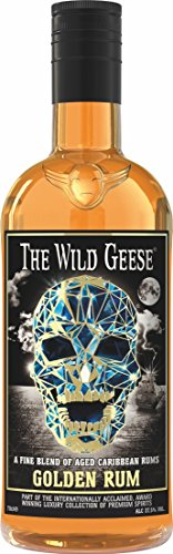 Wild Geese The Golden Rum (1 x 0.7 l)