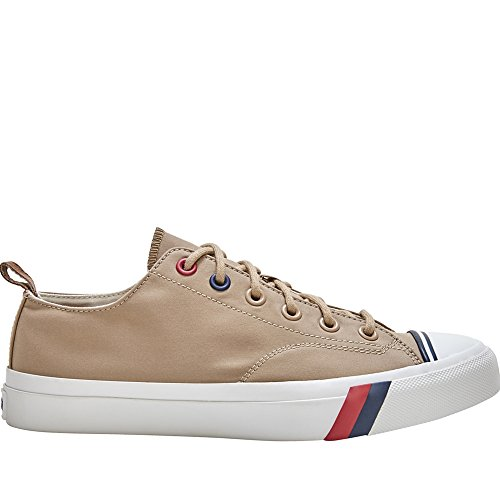 Keds Mens Kunglig Lo Ventile Tan Oxford