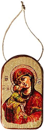 Holy Virgin Mary Icon - 7