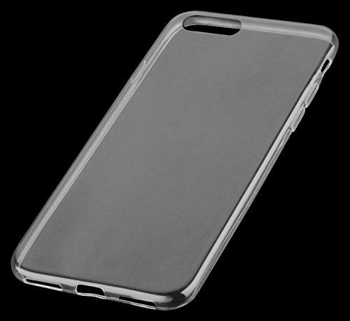 yayago Schutzhülle für Apple iPhone 7 Plus / 8 Plus Hülle UltraSlim (0,8mm) Transparent