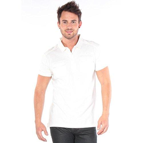 883 Police Herren T-Shirt Weiß weiß