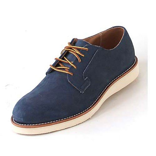 Red Wing Shoes 3105 Postman Oxford Blueberry Muleskinner Leather Shoes (8.5 D US) UK 7.5 - EU 41.5 by Red Wing Shoes