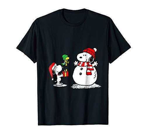 Peanuts-Snoopy Christmas Tee