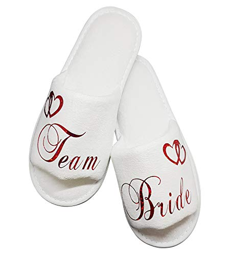 Blanc Chaussons Femme Blanc Generic Rouge pour xYBgwH7