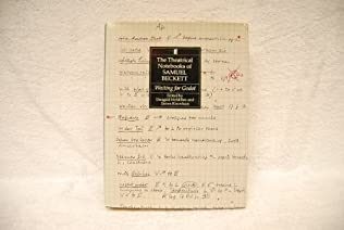 book cover of The Theatrical Notebooks of Samuel Beckett: Waiting for Godot v. 3