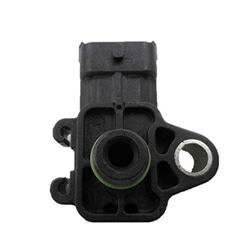 Egal For Silverado Sierra Yukon Tahoe Escalade Manifold Absolute Pressure Sensor 12591290 55573248 28084560 MAP Sensor