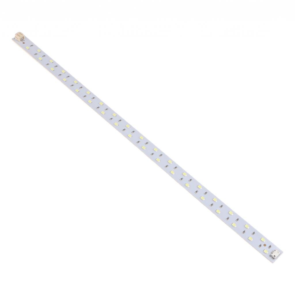 Baoblaze 35cm Rigid Hard Led Strip Light 2538 LED 20LEDs Super Bright Led Bar Strip Lights 5V 5b97fef13556e423133e1a8c851544ae