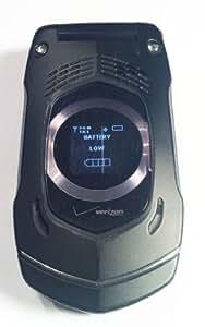 Casio GzOne C731 Rock, Black (Verizon Wireless) CDMA. - No Contract Required.