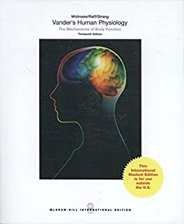 Vanders human physiology the mechanisms of body function 13th vanders human physiology the mechanisms of body function fandeluxe Images