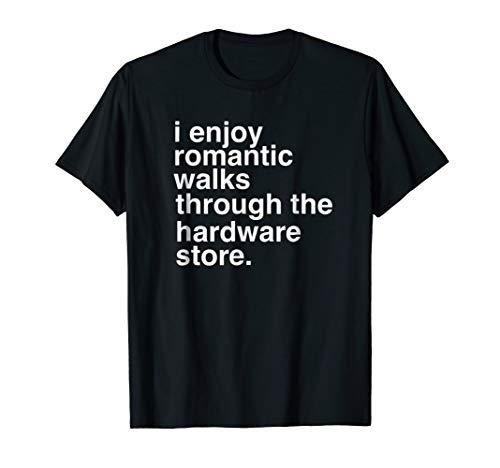Funny Dad T-Shirt Handyman Hardware Store Tools Gift Shirt