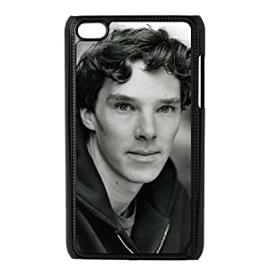 C-EUR Customized Phone Case Of Benedict Cumberbatch For Ipod Touch 4