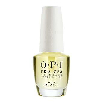 OPI Pro Spa uñas y cutículas Petróleo