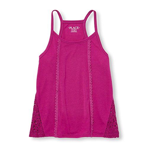 The Children's Place Big Girls' Tank Top, Magic Potion 10029, S (5/6)