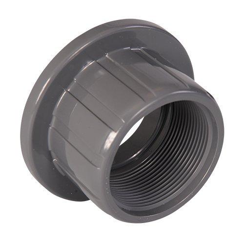 Hayward SBX1EC12T 1-1/4-Inch to 1-1/2-Inch PVC Threaded E...
