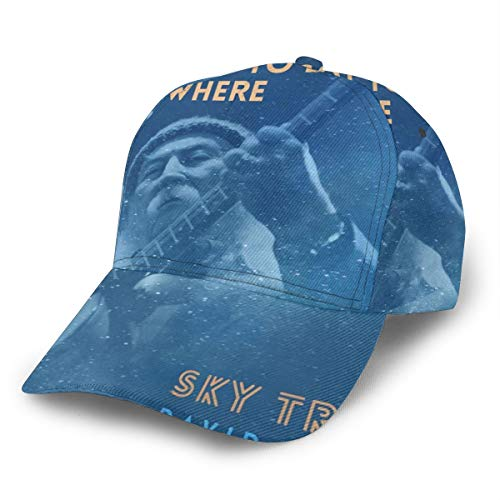 David Crosby She's Got to Be Somewhere Classic Personality Unisex Adult Baseball Cap One Size Black (Shes Got To Be Somewhere David Crosby)