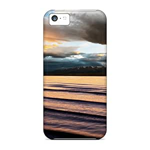 fenglinliniphone 4/4s Cases Slim [ultra Fit] Ocean Sky Protective Cases Covers