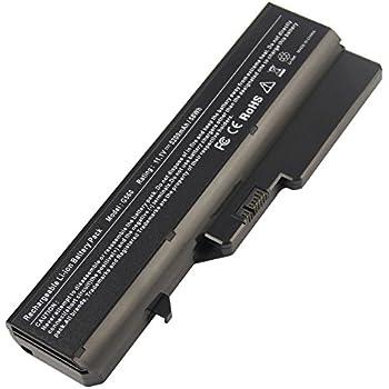 Futurebatt New 5200mAh Battery For Lenovo G460 G465 G470 G475 G560 G565 G570 B470 B570 IdeaPad V360 V370 V470 V570 Z370 Z460 Z465 Z470 Z475 Z560 Z570 ...