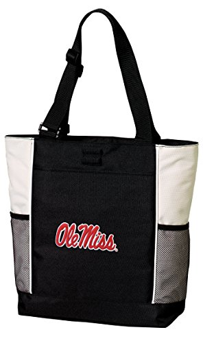 Broad Bay University of Mississippi Tote Bags Ole Miss Totes Beach Pool Or Travel