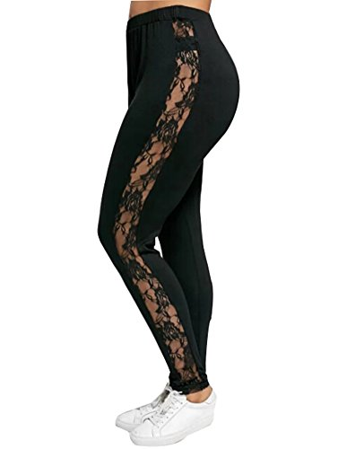 Sheer Lace Inserts - 6