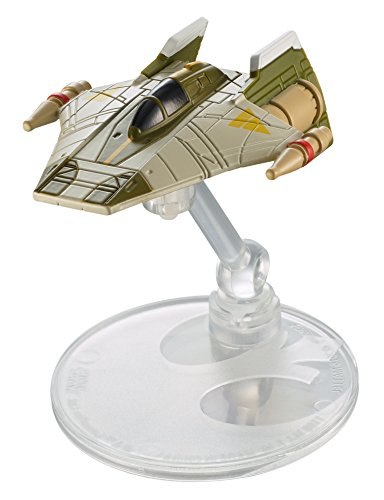 Hot Wheels Arcade Games (Hot Wheels Star Wars Starship A-Wing Fighter (Rebels))