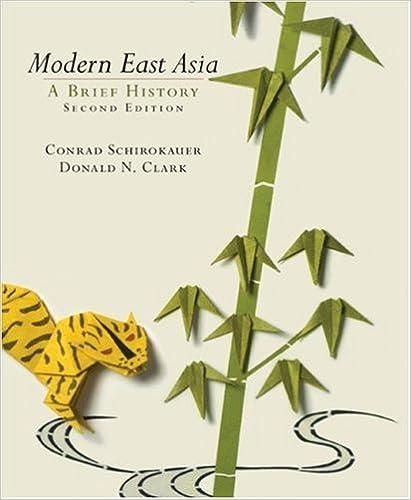 Modern East Asia Book Pdf