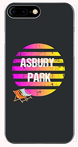 Asbury Park Vintage Jersey Shore Beach Souvenir Gift - Phone Case for iPhone 6+, 6S+, 7+, 8+