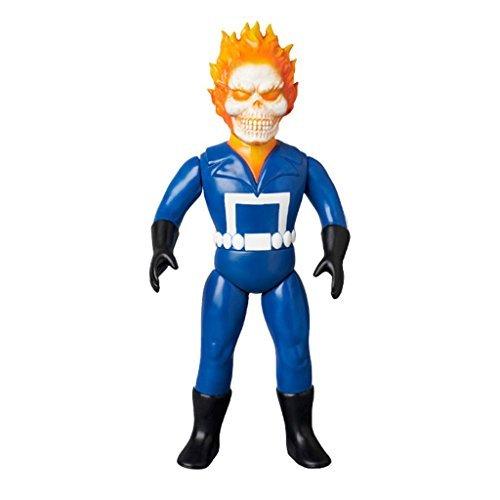 Medicom Marvel Hero Sofubi: Ghost Rider Figure by Medicom