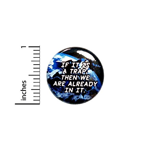 (Button Pin If It Is A Trap Then We Are Already In It 1