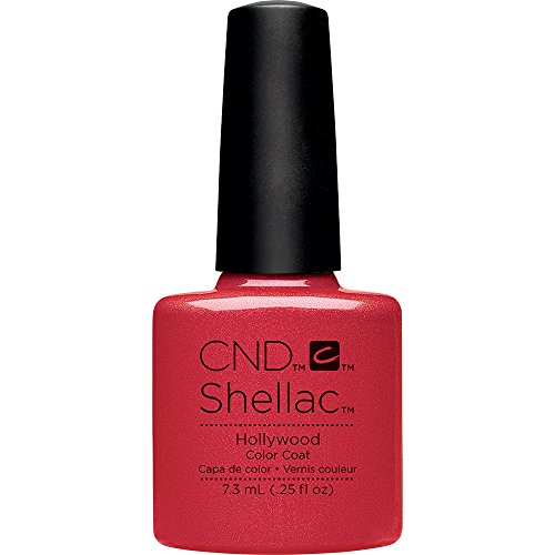 CND Shellac Nail Polish, Hollywood, 0.25 fl. oz.