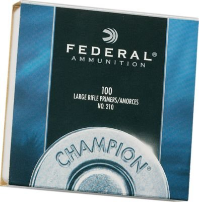 (FEDERAL CARTRIDGE/VISTA FED 150 LG PSTL PRIMR 1000/5)