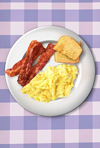 Imagekind Wall Art Print entitled Swanson's Breakfast Poster (Movie Size Ratio) by Dave Delisle | 16 x -
