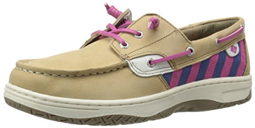 Sperry top sider ivy fish boat shoe little kid big kid for Best boat shoes for fishing