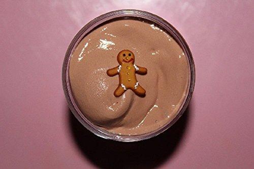 Ginger Bread Man - 4 oz from Samantha's Slime Shop