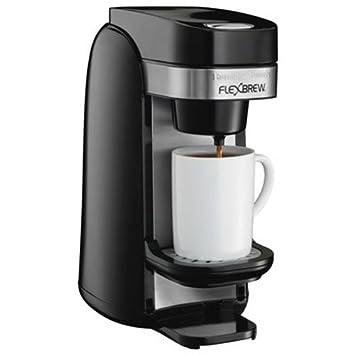brookstone single cup coffee maker manual