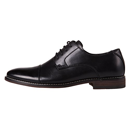 Js.ole Mens Oxford Dress Shoes Nero