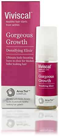 Viviscal Gorgeous Growth Densifying Elixir, 1.7 Ounce