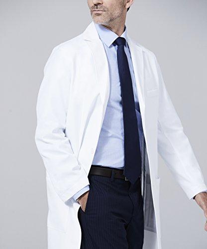 medelita Men's Laennec Classic Fit M3 - Size 36, White by Medelita (Image #2)