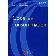 CODE DE LA CONSOMMATION 2007