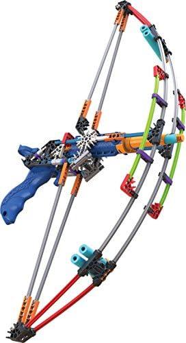 K'NEX K-FORCE Battle Bow Build and Blast Set
