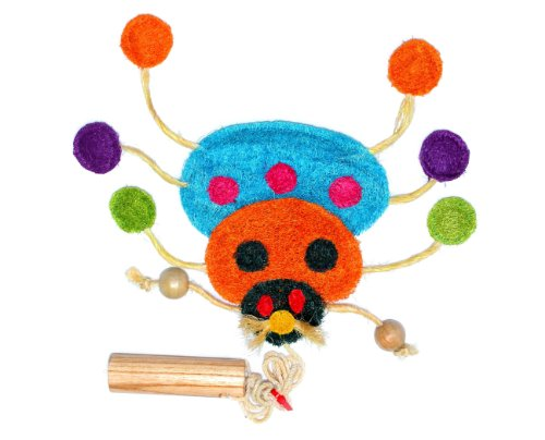 Eco-Loofah EPetMed-II Original Interactive Cat Toy, My Pet Supplies