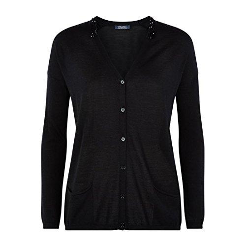 s-max-mara-womens-dorema-beaded-neck-cardigan-small-black