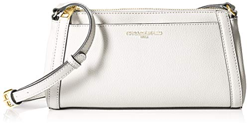 Karl Lagerfeld Paris IRIS Slim Crossbody, Winter White (Karl Lagerfeld)