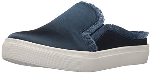 Dirty Laundry Chinese Laundry Kvinners Glipp Jaxon Mote Sneaker Navy Satin