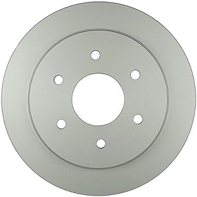 Bosch 40011057 QuietCast Premium Disc Brake Rotor For Infiniti: 2004-2010 QX56; Nissan: 2005-2015 Armada, 2004 Pathfinder, 2004-2013 Titan; Rear